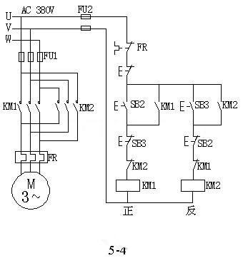 Interlocking functions of PLC program of ladder diagram